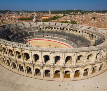 Arena of Nîmes © Culturespaces