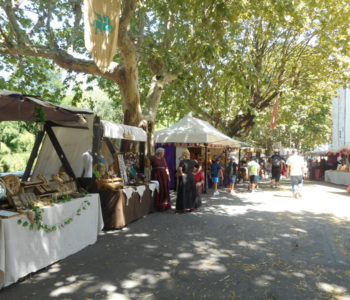 Volo Biou medieval festival