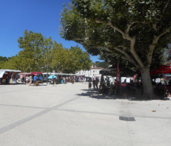 The local street markets