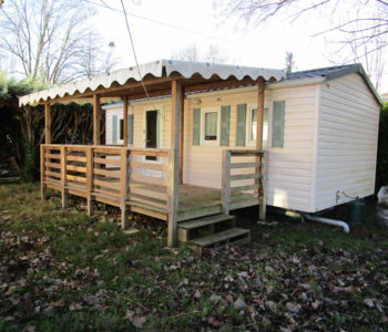Mobil-home Lauriers 4/6 personnes
